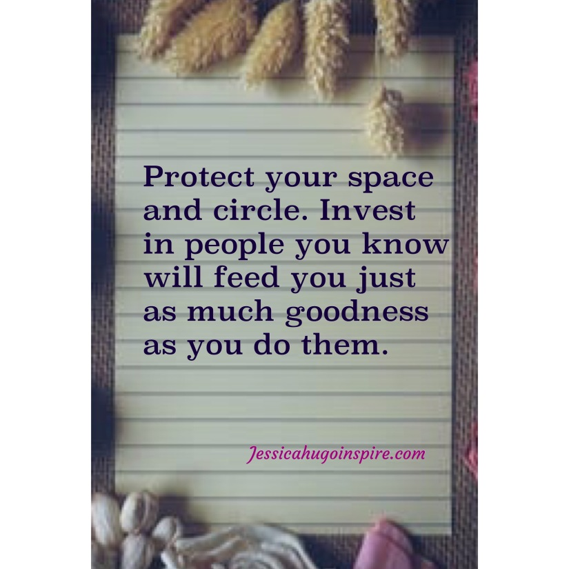 5 simple ways to protect your space and vibes.