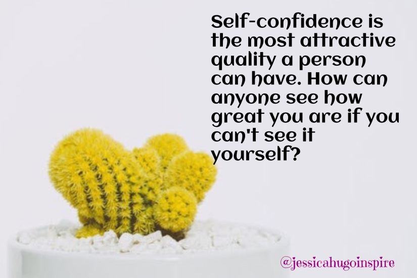 Valuing yourself more.